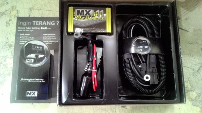 harga Mx sportlich 11 professional lamp cable set relay mx11 kabel lampu Tokopedia.com