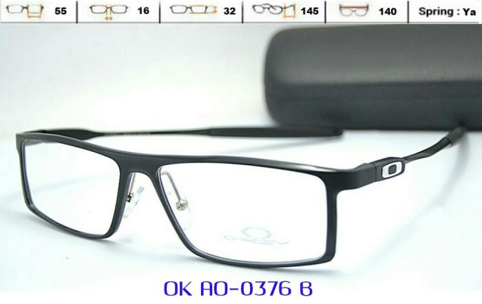 harga Frame kacamata baca sporty min minus pria laki cowo gaya ok ao0376 Tokopedia.com