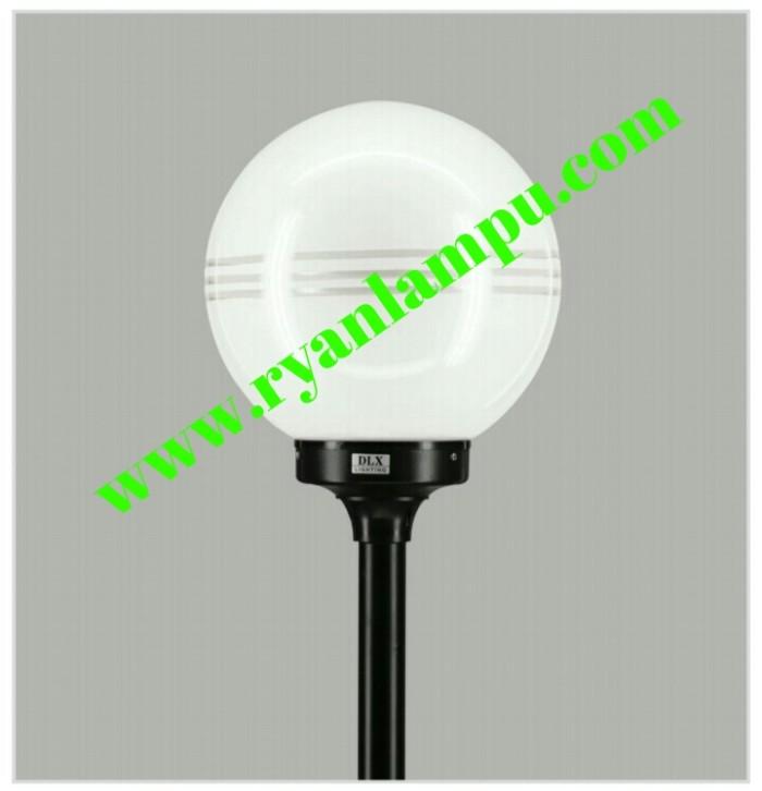 Jual Ikea Lysboj Lampu Plafon Putih Harga Spesifikasi Bandingkan Source · Lampu taman hias bulat motif garis diameeter 225