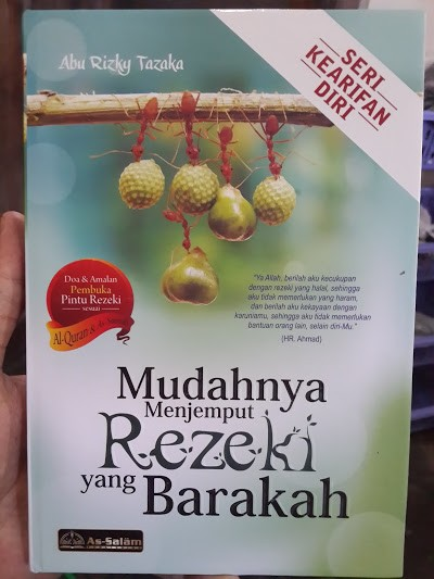 harga Buku mudahnya menjemput rezeki yang barakah Tokopedia.com