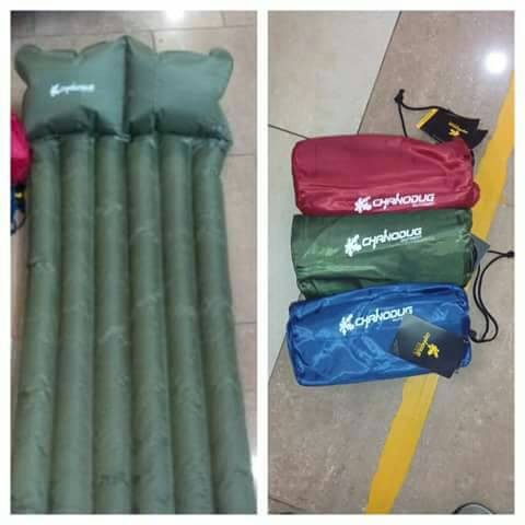 harga Sleeping pad chanodug ( matras angin ) injak kaki Tokopedia.com