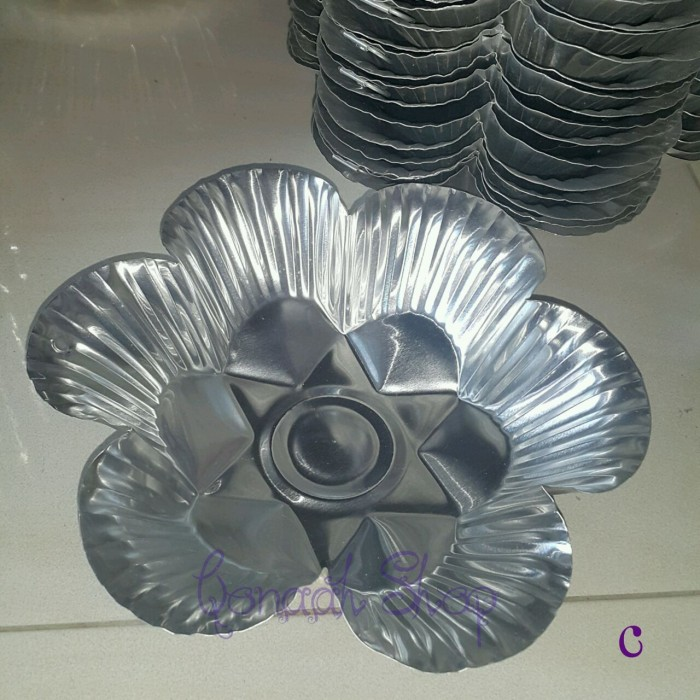 harga Loyang bunga motif c Tokopedia.com