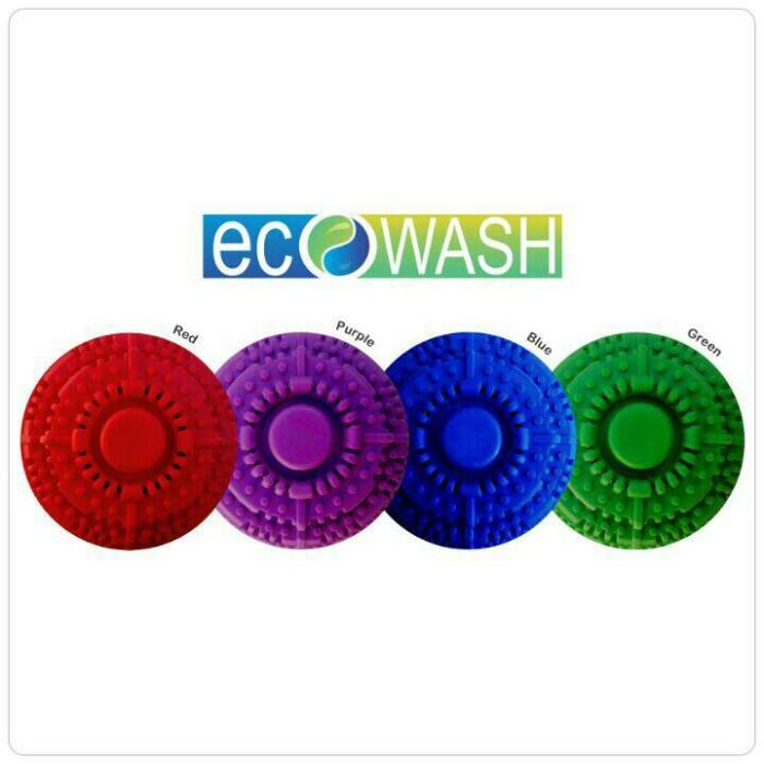 Home; Ebray Sabun Cuci Pakaian Bola Ajaib Clean Ballz. ECOWASH Laundry Ball Free 1 ecostick Bola cuci pengganti detergent