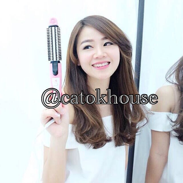 Catok lipat nova curling 4 in 1 best seller!!