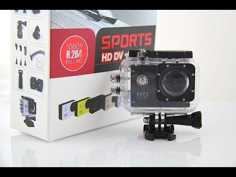 harga Sports hd dv 1080p h.264 full hd 2.0 lcd screen (30m water resistant ) Tokopedia.com
