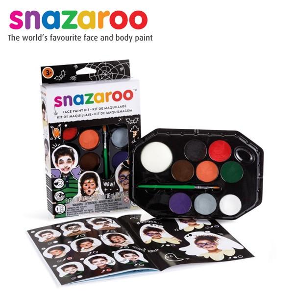 harga Snazaroo halloween face painting kit Tokopedia.com