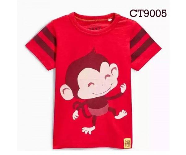 harga Short tee red monkey (ct9005) Tokopedia.com