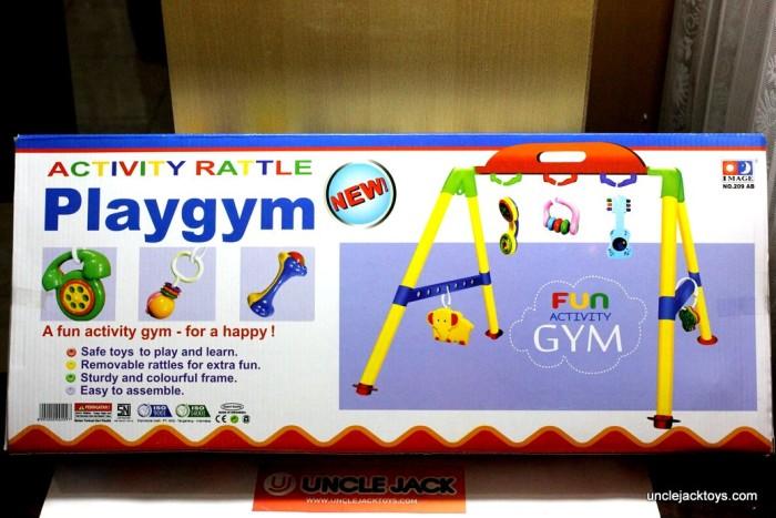 harga Baby playgym (rattle activity) 100% indonesia Tokopedia.com