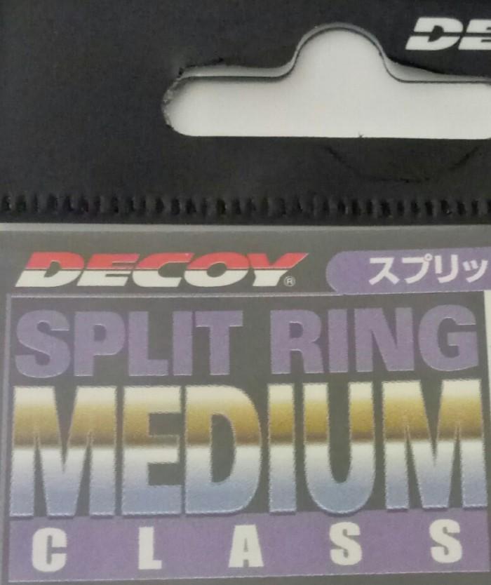 harga Decoy split ring medium class Tokopedia.com
