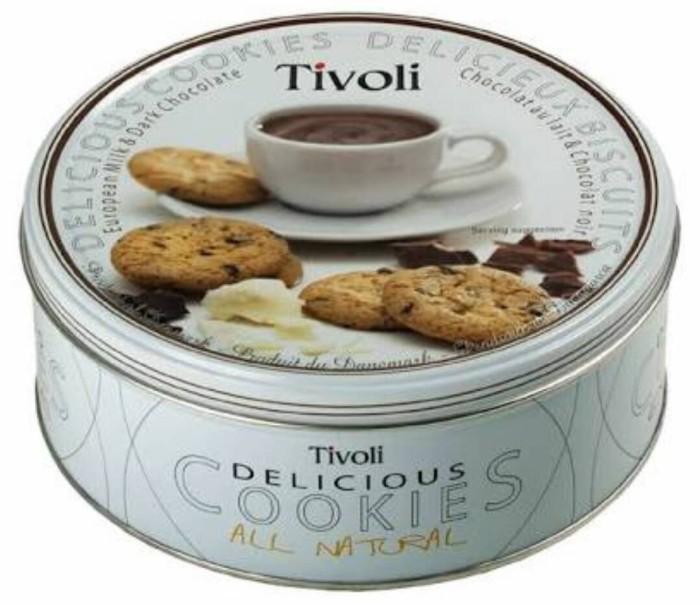 harga Jacobsen's tivoli milk & dark chocolate cookies biscuit import Tokopedia.com