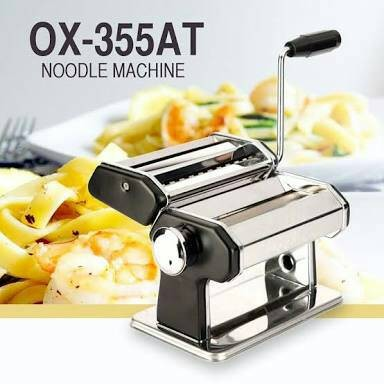 harga Oxone Noodle Machine Pembuat Mie Ox-355at - 355 Tokopedia.com