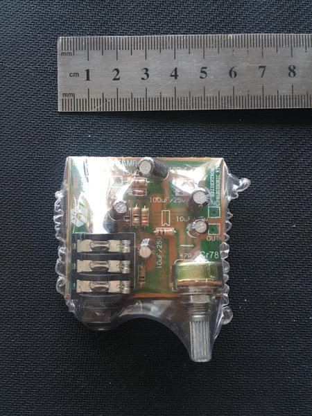 harga Kit cr78 balance preamp mic Tokopedia.com