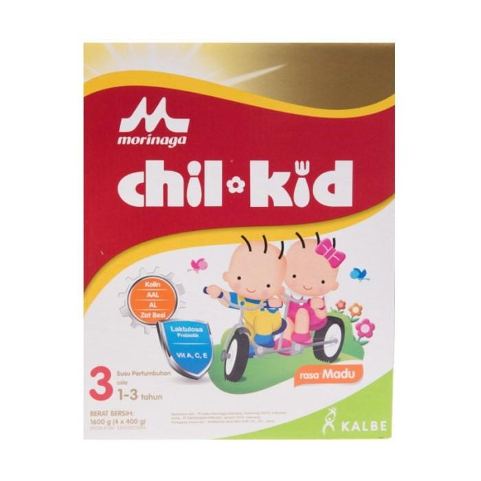 harga Morinaga chill kid 3 rasa madu 1600 gr Tokopedia.com