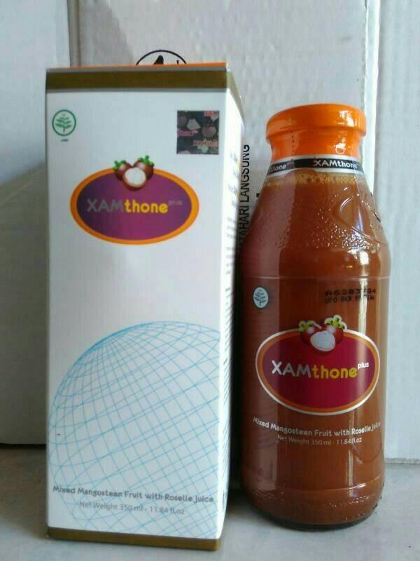 Foto Produk Xamthone plus Asli / Original dari Al - Mubarok Store