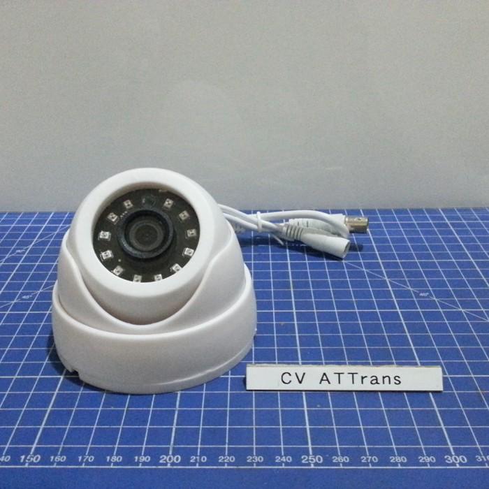 harga Kamera cctv attrans ahd 1.3 mp indoor (putih) [hi-0130fs] Tokopedia.com