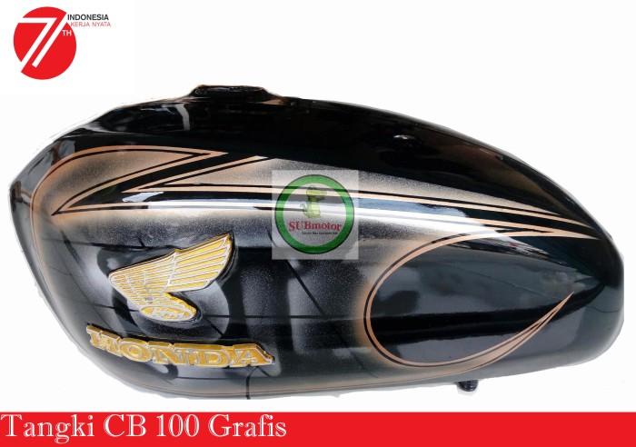 harga Tangki Honda Cb 100 Gelatik Tokopedia.com