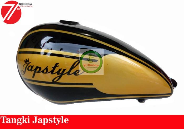 harga Tangki custom japstyle klasik 4 Tokopedia.com