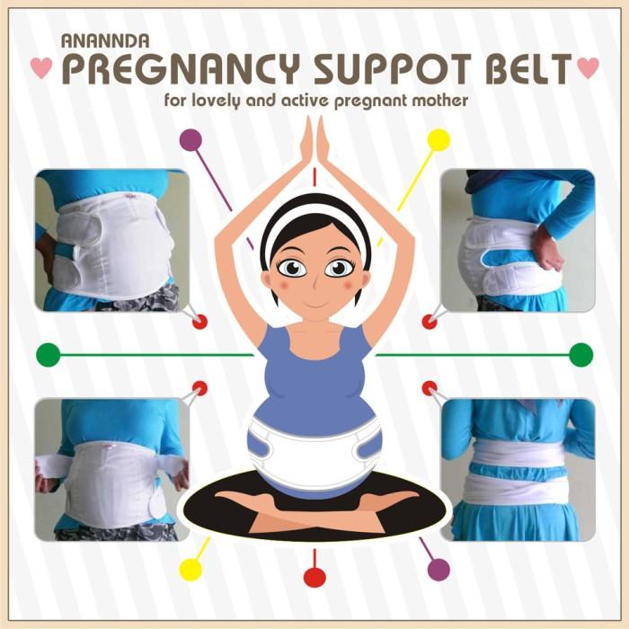 Sabuk Hamil Anannda / Pregnancy Support Belt / Korset Ibu Hamil Murah
