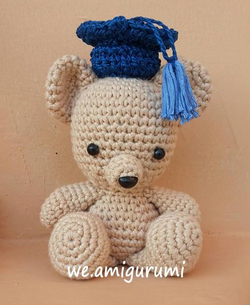 Adorable Panda Bear Amigurumi FREE Crochet Pattern | 624x510
