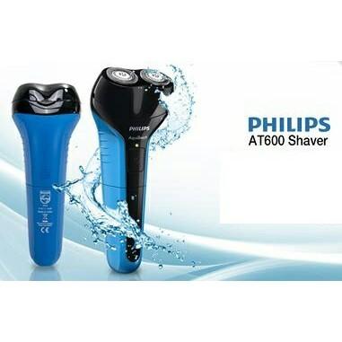 Jual Philips Shaver AT 600 Aqua Touch Alat Cukur Kumis