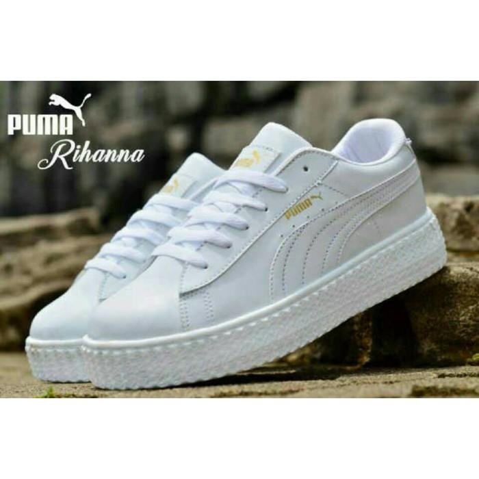 harga Sepatu Puma Rihanna Low Women Import Tokopedia.com