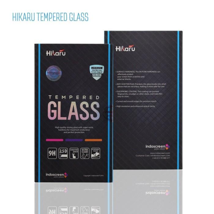 Hikaru tempered glass xiaomi redmi note 2 - redmi note2 prime