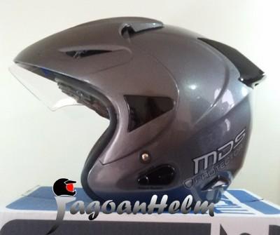 harga Mds helm protector r solid ringan Tokopedia.com