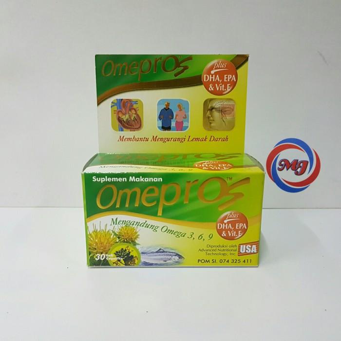 harga Omepros 30s Tokopedia.com
