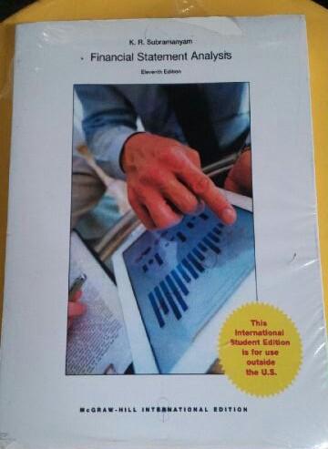 harga Financial statement analysis ed. 11 Tokopedia.com