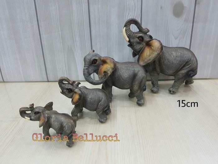 harga Patung pajangan miniatur elephants gajah Tokopedia.com