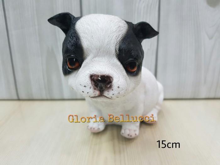harga Patung pajangan miniatur anjing french bulldog / frenchie Tokopedia.com