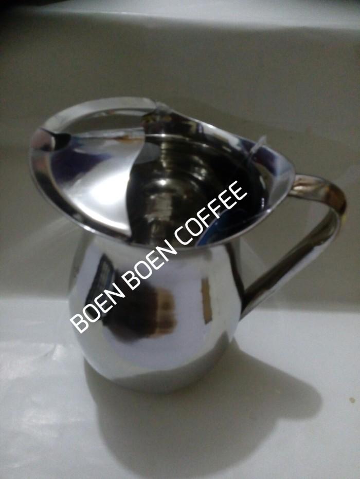 harga Water pitcher / water jug stainless steel 15 liter Tokopedia.com