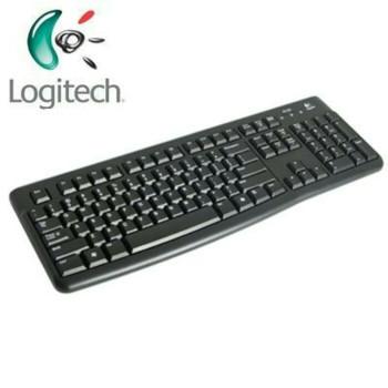 harga Keyboard logitech k120 ori Tokopedia.com