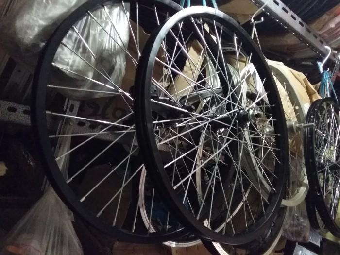 harga Wheelset/velg sepeda bmx/lipat 20inc alloy Tokopedia.com