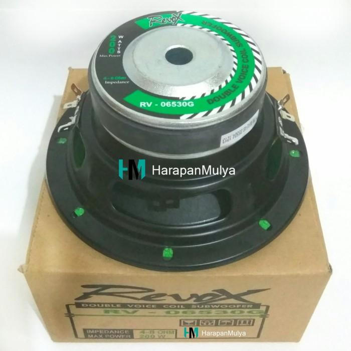 harga Speaker subwoofer 6  / subwofer 6 inch revox rv-06530g Tokopedia.com