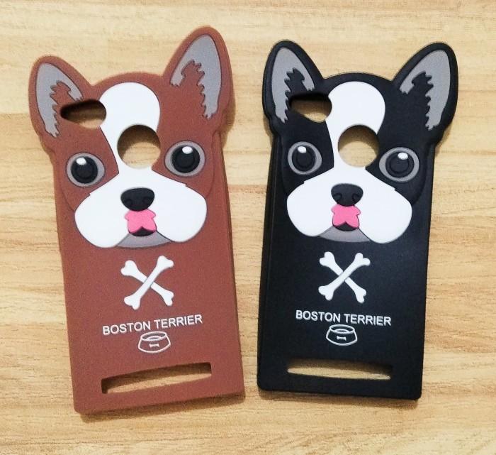harga Xiaomi redmi 3s / 3prime boston terrier dog (anjing) rare silicon case Tokopedia.com