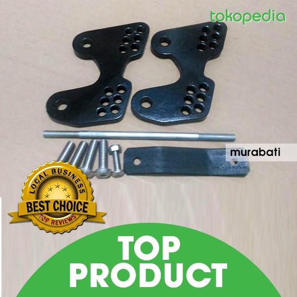 harga Raiser peninggi footstep step yamaha r25 & mt25 high quality racing Tokopedia.com