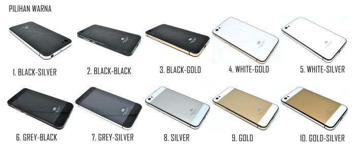 Aluminium Tempered Glass Hard Case Xiaomi Mi5