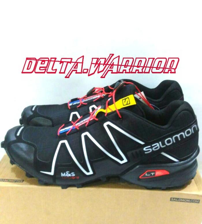 Jual sepatu salomon speedcross 3   speed cross 3 - deltaWarrior ... b0a65ba27b