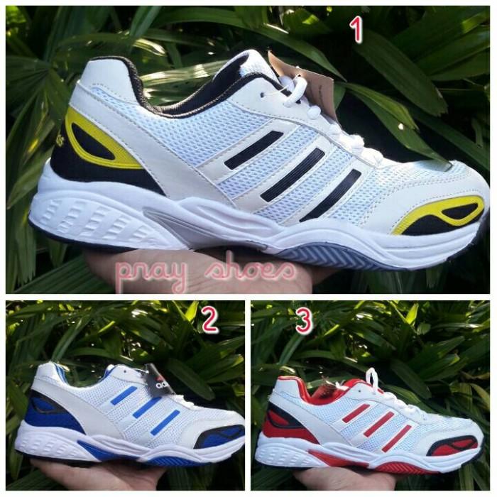 harga Sepatu adidas tenis cowok Tokopedia.com