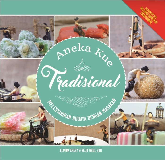 harga Aneka kue tradisional: melestarikan budaya dengan masakan Tokopedia.com