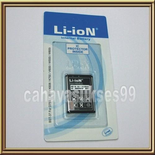 harga Battery li-ion j230i j230 sony ericsson hp gsm jadul baterai handphone Tokopedia.com