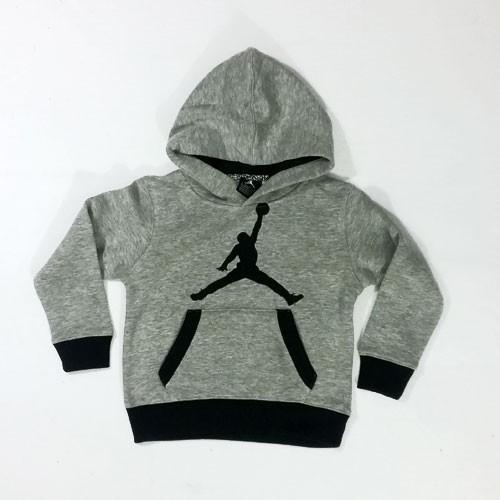 b83af47b6e8c54 Jual Jaket Hoodie Nike Air Jordan Ori Grey - DKI Jakarta ...