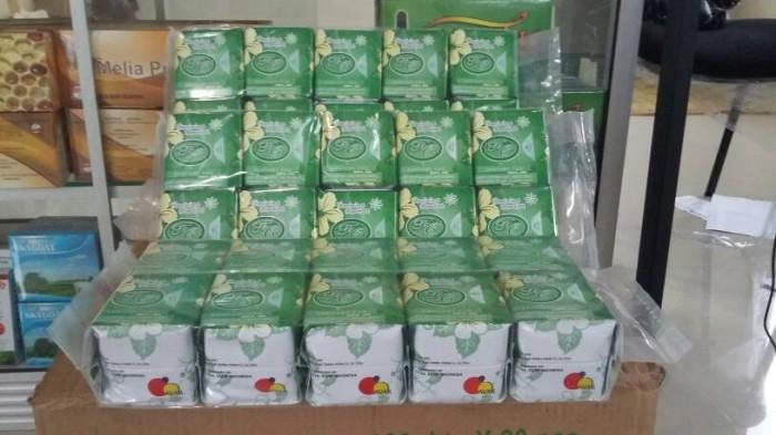 Avail pantyliner - avail hijau - pembalut herbal