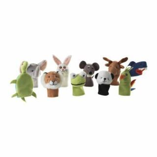 harga Mainan edukatif anak - boneka jari finger puppet animal titta djur Tokopedia.com