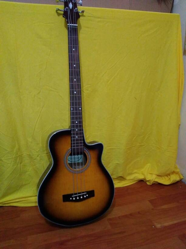 harga Bass akustik elektrik eq7545r sunbrush Tokopedia.com