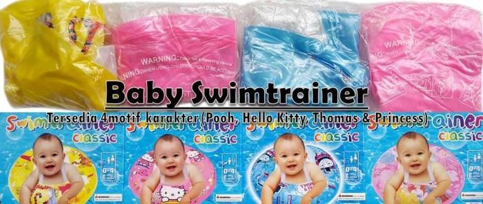 harga Baby swim trainer/ swimtrainer baby 4 character/ ban renang bayi Tokopedia.com