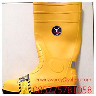 Jual sepatu boot karet safety cek harga di PriceArea.com 3e0c83b20d