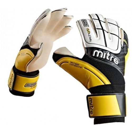 harga Sarung tangan kiper mitre anza g2 pursue putih hitam kuning Tokopedia.com