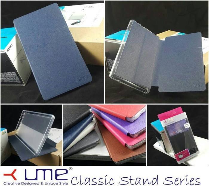 harga Ume classic series asus zenpad 8 - z380 flip case cover casing tablet Tokopedia.com